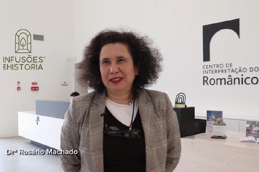 A Rota do Românico pela Dra Rosário Machado