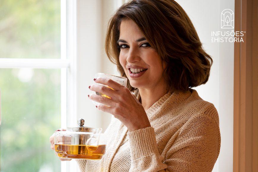 Chás com História – Neste Natal aqueça o coração