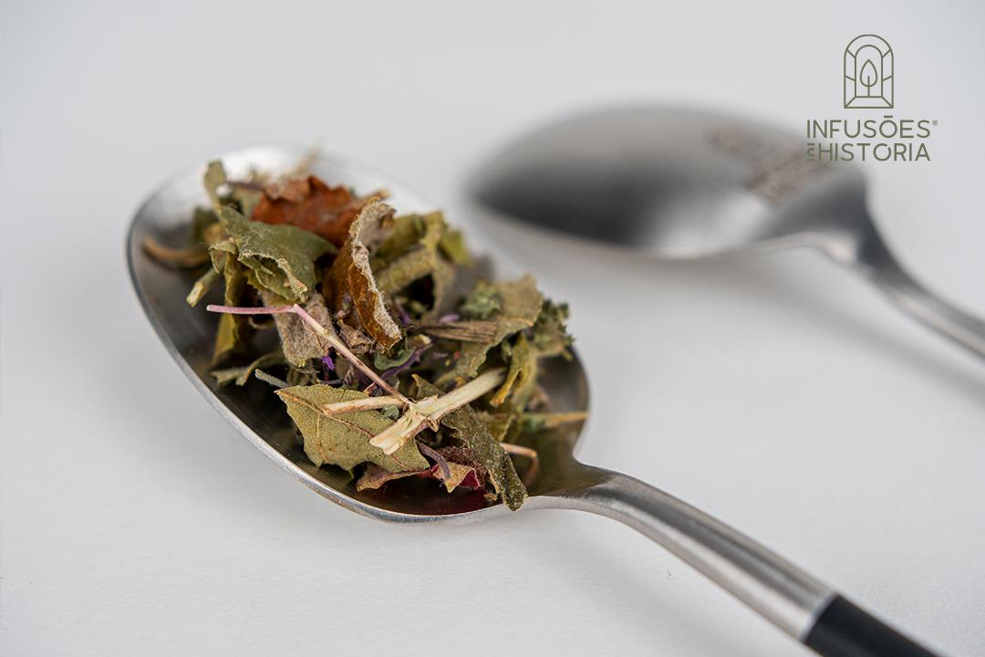Conheça a nossa Colher Medidora de Chá – Infusões com História