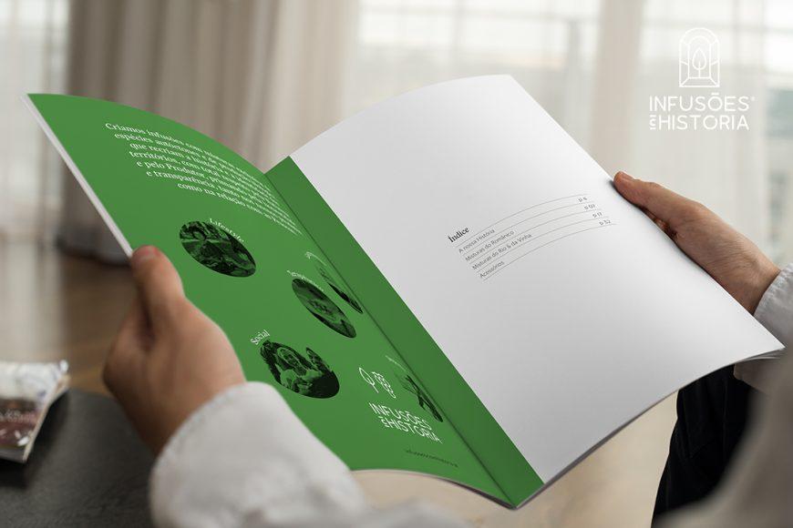 Catálogo de Chás, Tisanas e Infusões Biológicas – Novidades