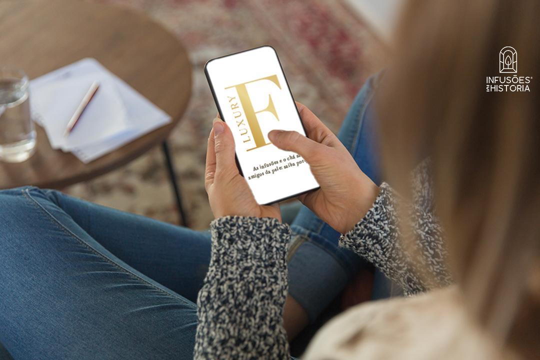 F Luxury Magazine destaca os benefícios das nossas Infusões para a pele